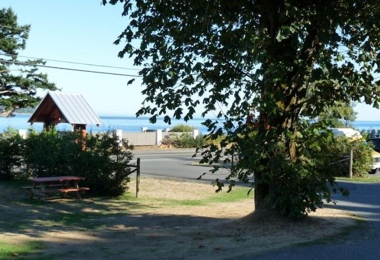 海濱漂流木旅館及房車渡假村, 坎貝爾河, 住宿範圍