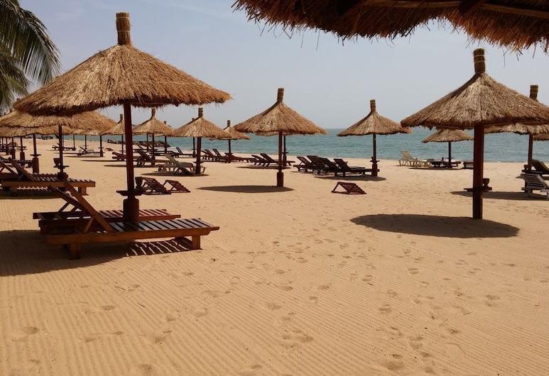 Résidence Du Port, Mbour, Playa