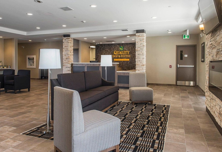 Quality Inn & Suites, Kingston, Lobby