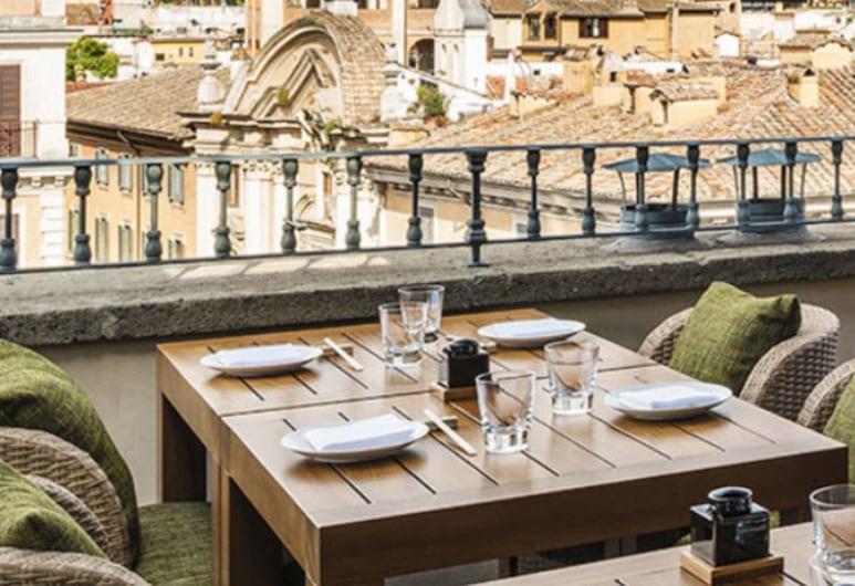 Fendi Private Suites, Rom, Frukostområde