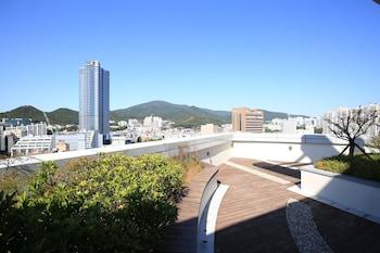 釜山海雲台貝斯特韋斯特飯店的相片