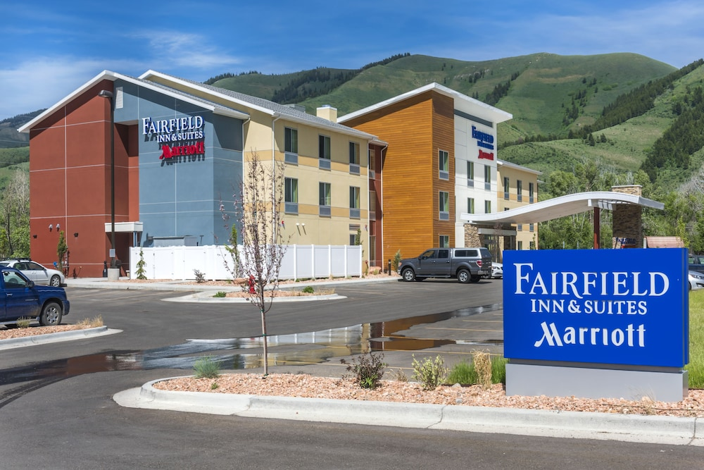 Fairfield Inn Suites Afton Star Valley