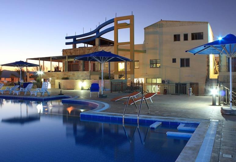 Almarsa Village Dive Resort, Aqaba, Venkovní bazén