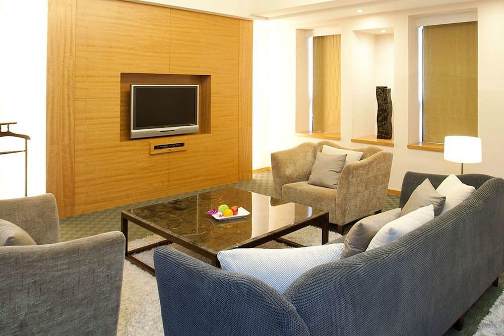 Executive Süit - Oturma Odası
