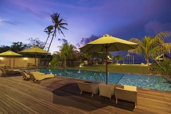 Image de  Adiwana d'Nusa Beach Club and Resort à l'île Lembongan