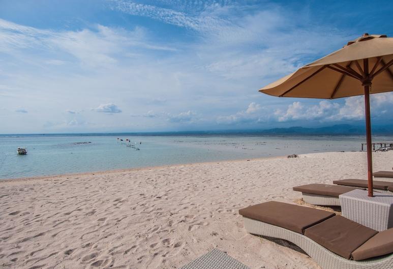 Adiwana d'Nusa Beach Club and Resort, Lembongan Island, Strand