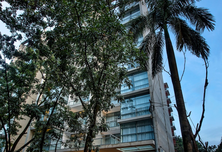 SPACE APARTMENTS, Dhaka, Hotel Front