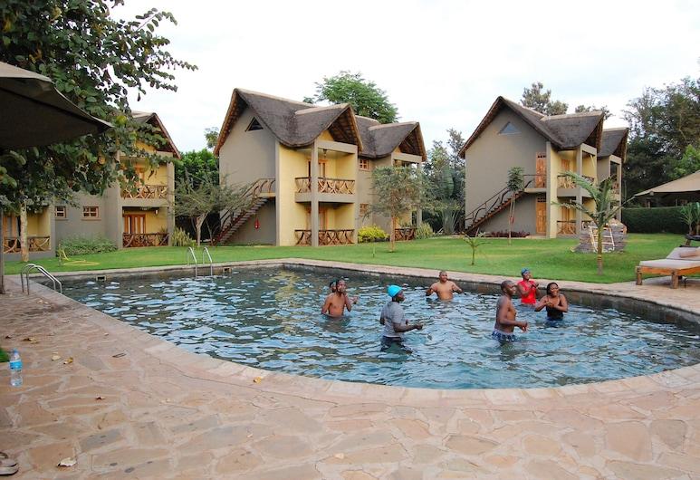 Weru Weru River Lodge, Moshi, Outdoor Pool