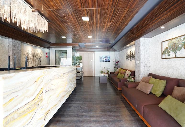 W 21 ホテル バンコク, バンコク, ロビー応接スペース