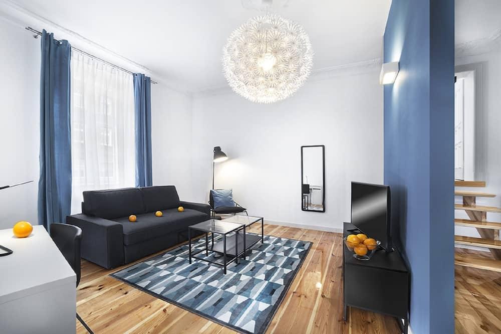 Apartemen Deluks (for 2 persons) - Ruang Keluarga
