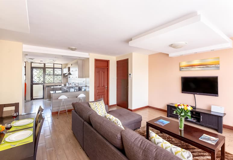 Fedha Residences, Nairobi, Lobby Sitting Area