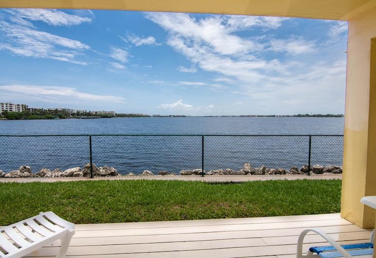 棕櫚海灘水濱套房酒店, 棕櫚灘, 公寓, 2 間臥室, 海灣景, 陽台