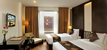 Фото Salana Boutique Hotel у місті Вьєнтьян