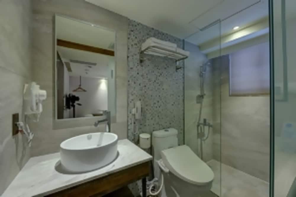 Habitación individual estándar (不含停車位) - Baño