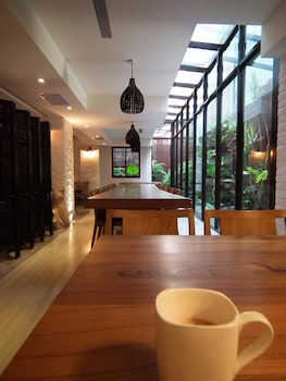 Nuotrauka: Lan Kwai Fong Garden Hotel, Čiajus