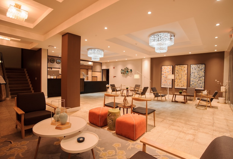 Paradise Hotel Saipan, Saipan, Lobby Sitting Area