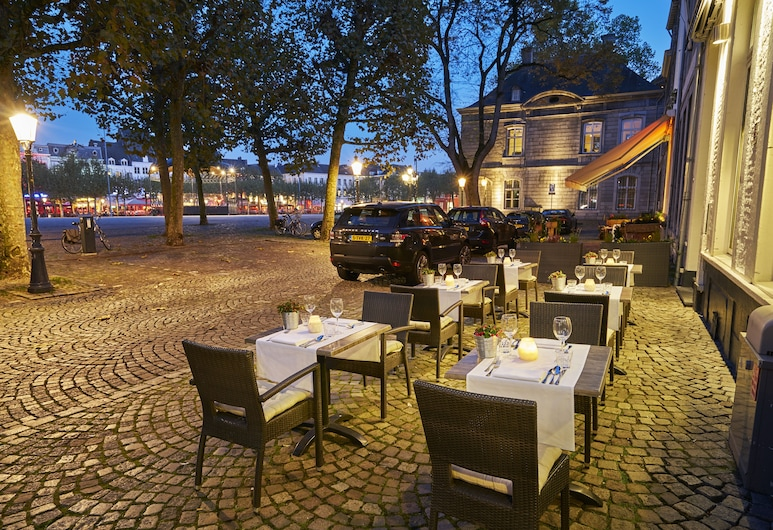 Saillant Hotel Maastricht City Centre, Maastricht, Classic Double Room, Terrace/Patio