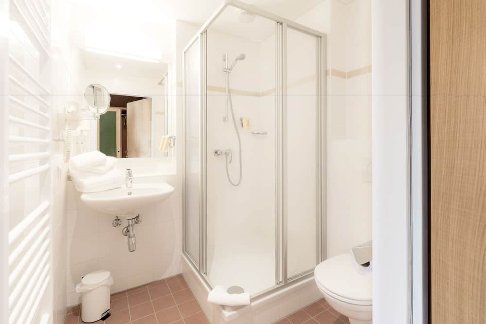 Jednolôžková izba - Kúpeľňa