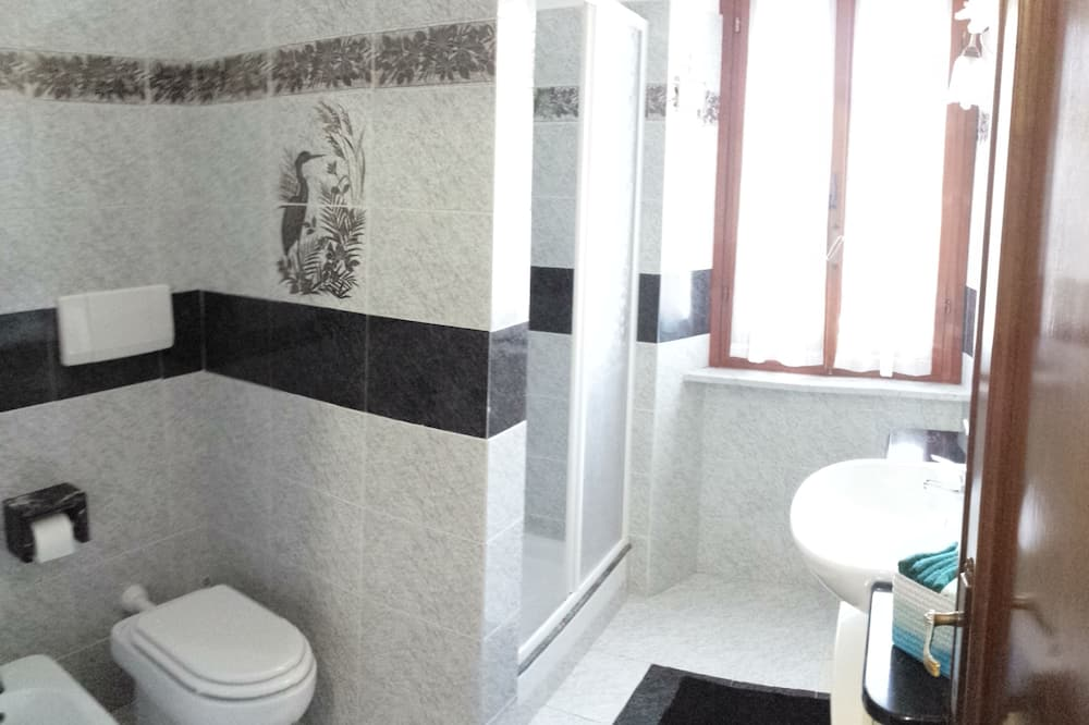 Двомісний номер категорії «Комфорт», приватна ванна - Ванна кімната