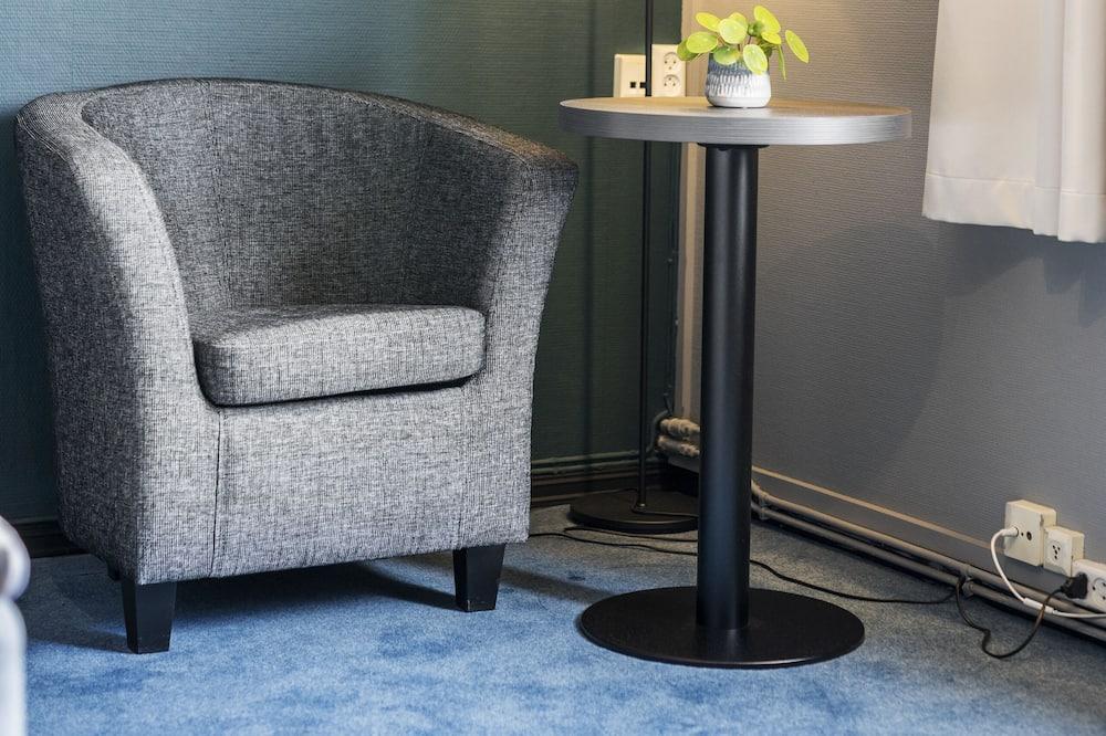 Familieværelse - flere senge - ikke-ryger (with Sofabed) - Stue