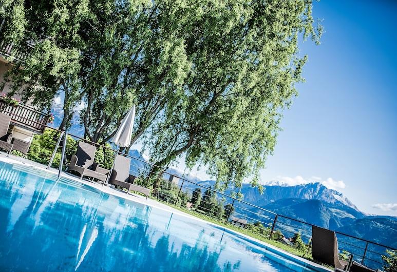 Hotel Restaurant Kirchsteiger, Lana, Outdoor Pool