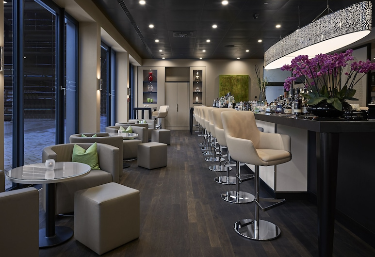 LÉGÈRE HOTEL Bielefeld, Bielefeld, Bar del hotel