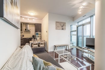 Picture of AOC Suites - Two Bedroom Condo - City/CN Tower View in Toronto