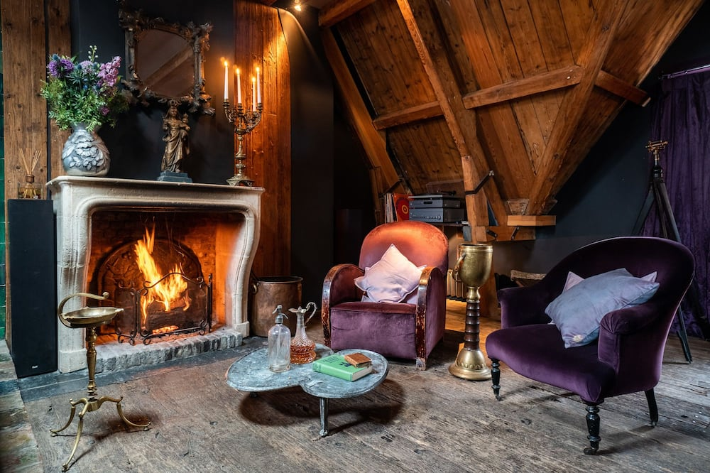 The Mayer Manor - Gästrum