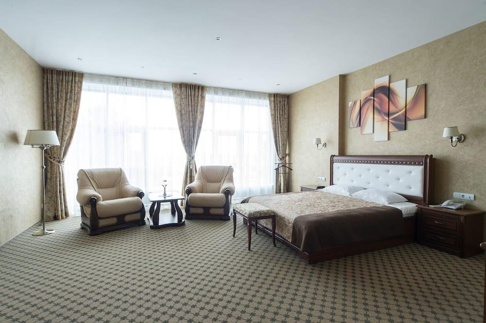 Junior Double Room - Living Room
