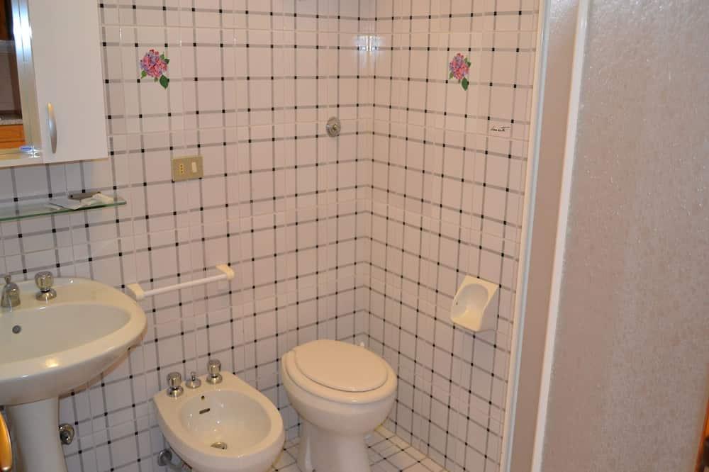 公寓, 2 間臥室 (Trilo 4) - 浴室