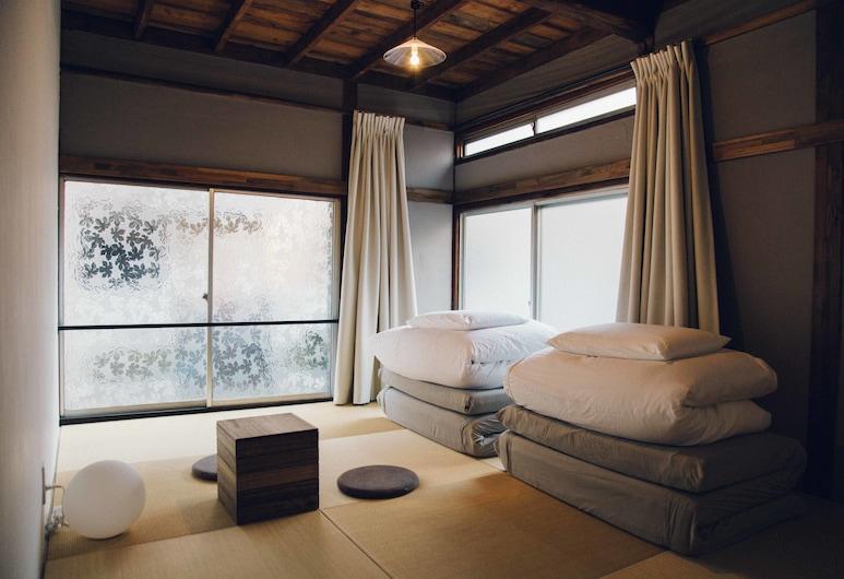 하나레, 도쿄, 트래디셔널룸 (YATSUDE), 객실