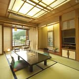 Traditional-Zimmer (Japanese Style) - Wohnbereich