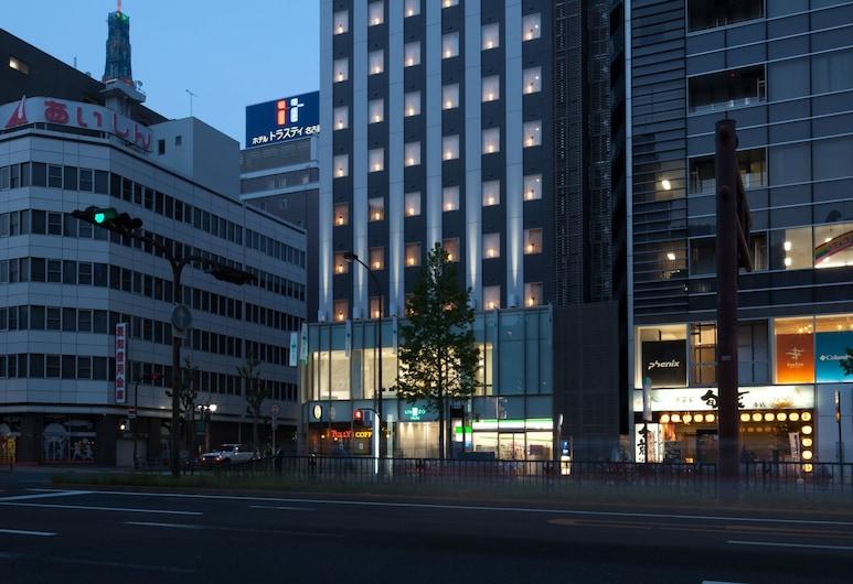ユニゾイン名古屋栄, 名古屋市, ホテルのフロント - 夕方 / 夜間