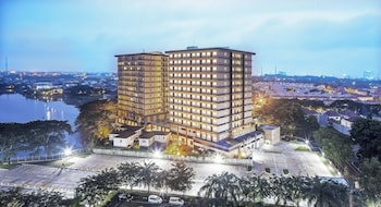 Fotografia hotela (AXIA South Cikarang Service Apartment) v meste Bekasi