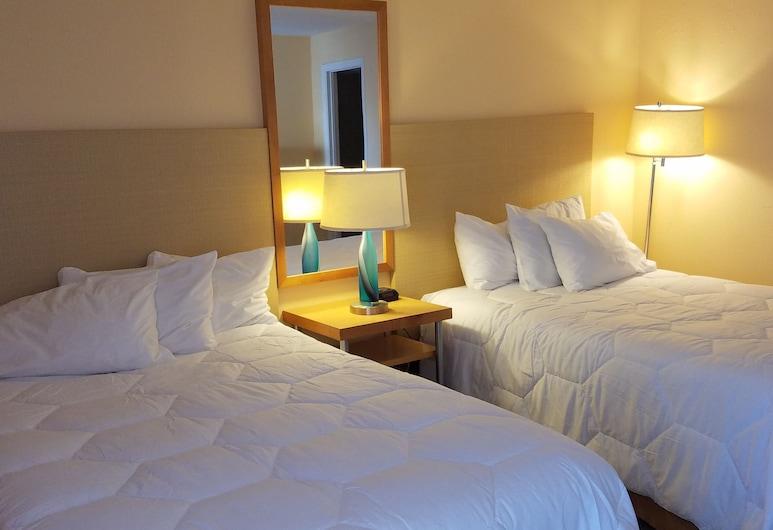 Sea Banks Motor Inn, Myrtle Beach, Pokoj typu Deluxe, 2 ložnice, kuchyně, Pokoj