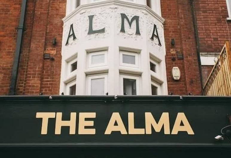 阿爾馬酒店, 倫敦