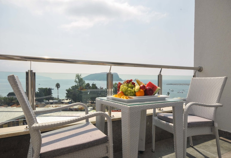 Hotel Bracera, Budva, Double or Twin Room, Balcony, Sea View, Balcony