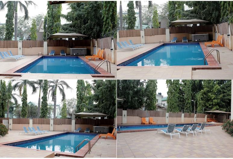 Sigma Apartments, Abuja, Pool