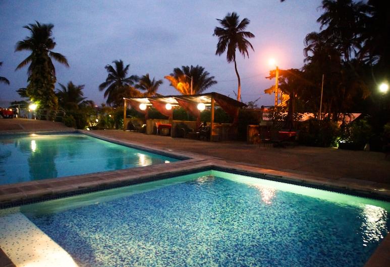 Hotel le Marly, Abidjan, Piscine pour enfants