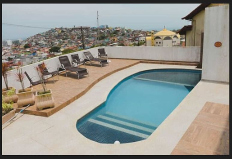 Pousada Xerxes, Arraial do Cabo, Outdoor Pool