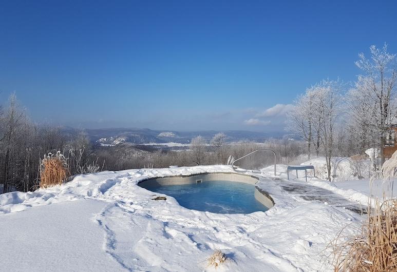 Éco Spa Highland, Гренвілль-сюр-ла-Руж, Відкритий басейн