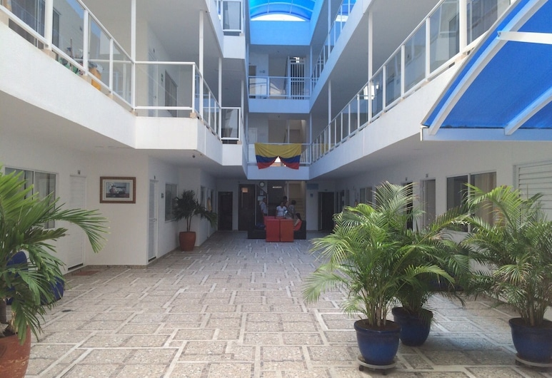 Hotel Caribbean Island Piso 1, San Andres