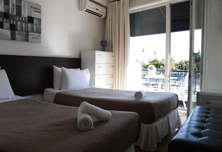 Tremo Hotel Boutique Parque Forestal, Santiago, Twin Room, Guest Room