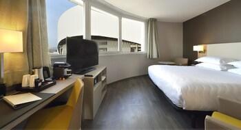 馬賽馬賽普拉多賽車場萬豪 AC 酒店的圖片