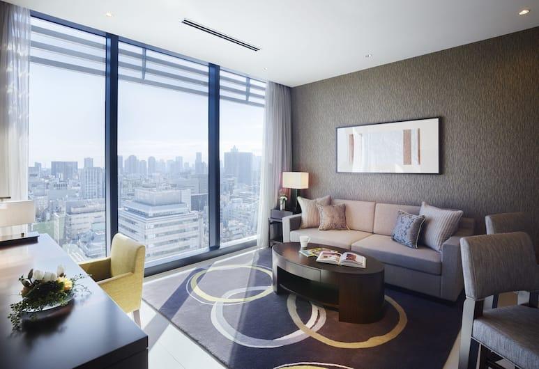 東京奧卓豪景酒店公寓, Tokyo, 豪華客房, 客房