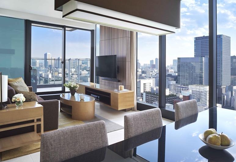 Oakwood Premier Tokyo, Tokyo, Kamar Deluks, 2 kamar tidur, Kamar