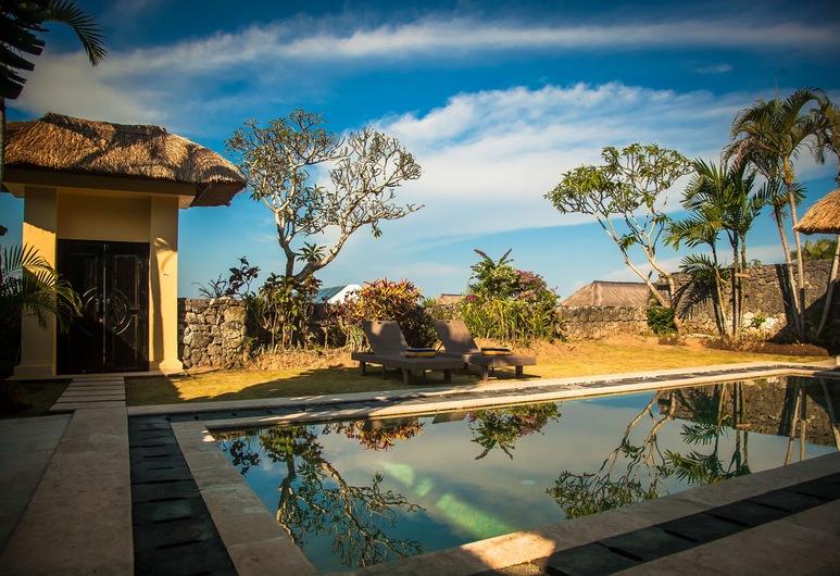 Royal Pool Villa Bali , Nusa Dua, Villa, 1 Bedroom, Private Pool, Garden View
