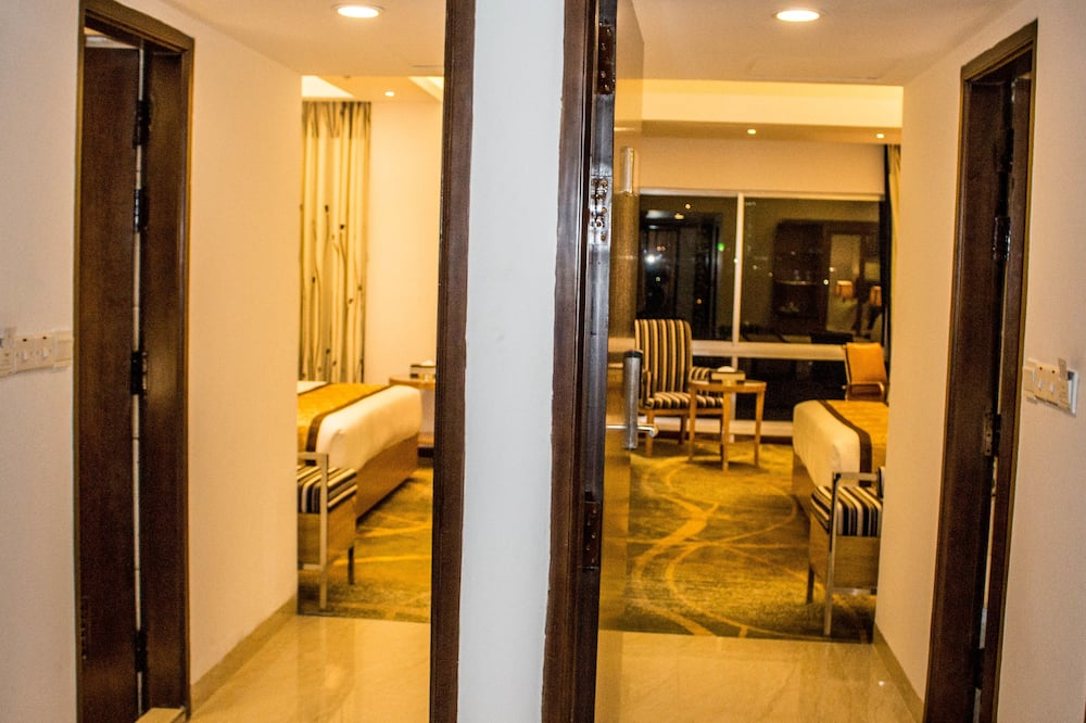 Canary Park Suite 2 connected Rooms - Номер