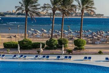 Foto Cleopatra Luxury Beach Resort Makadi Bay - Adults Only di Teluk Makadi
