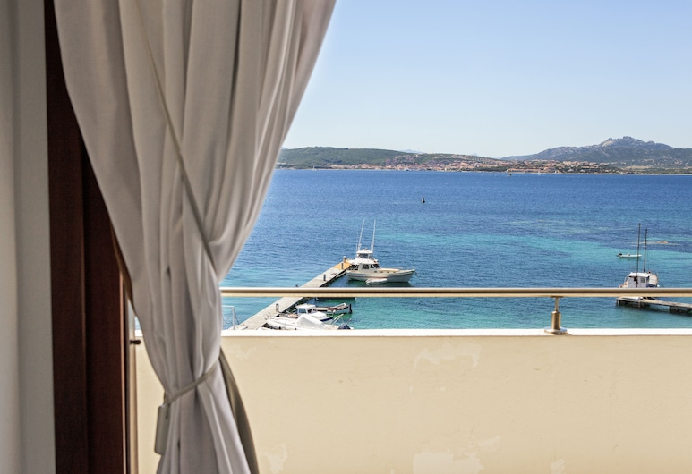 Hotel Miralonga, Λα Μανταλένα, Family Δωμάτιο, Θέα στη Θάλασσα, Θέα δωματίου
